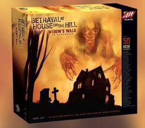 Betrayal at House on the Hill : Widow's Walk